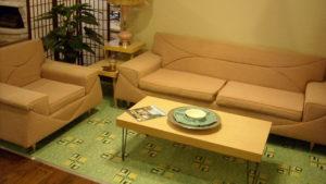 Sofa & Chair, original
