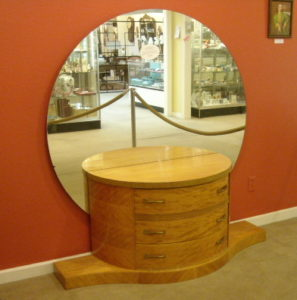 Huge walk-up vanity