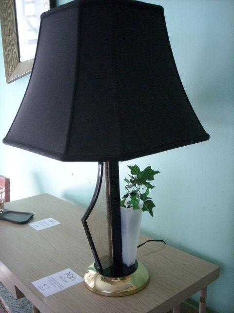 PAIR MOSS LAMPS