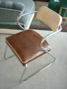 Art Deco chair SOLD