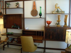 Wall unit sold