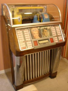 1953 Seeburg Jukebox - SOLD