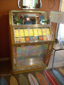 Seeburg jukebox