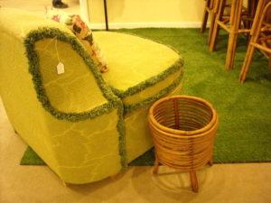 Tiki chair