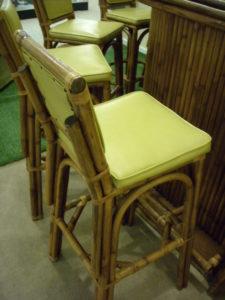 Upholstered seats/backs